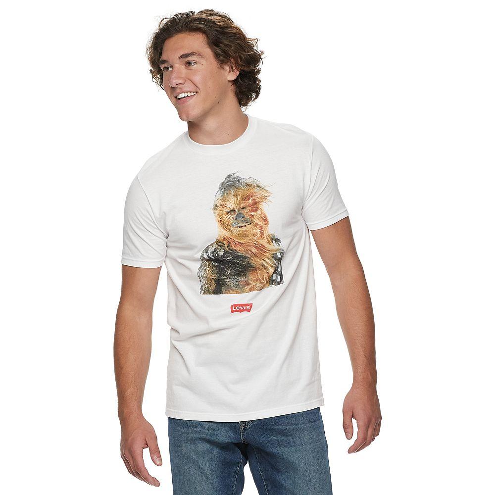 Men's Levi's® Star Wars Chewbacca Graphic Tee