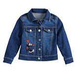 Disney's Minnie Mouse Toddler Girl Denim Jacket by Jumping Beans®