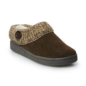 Clarks Women's Sweater Clog Slipper