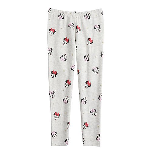 Disney's Minnie Mouse Girls 4-12 Print Leggings by Jumping Beans®