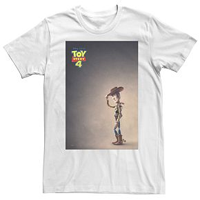 Men's Disney/Pixar Toy Story 4 Poster Tee
