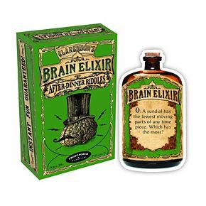 Vintage Games - Brain Elixir, After Dinner Riddles
