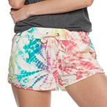 Juniors' SO® Dolphin Hem Shorts
