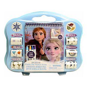 Disney's Frozen 2 Finish The Sticker Scene Set