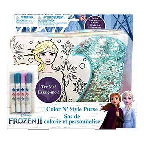 Disney's Frozen 2 Color N' Style Purse