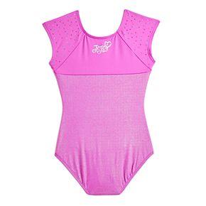 Girls' Jojo Siwa Leotard by Danskin - Black/Pink