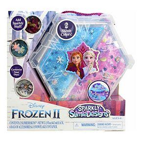 Disney's Frozen 2 Sparkly Slimie Designs