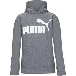 Boys 8-20 PUMA Logo Pullover Hoodie