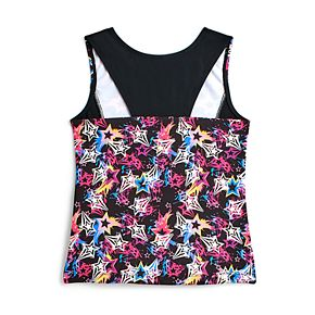 Girls 4-14 Jacques Moret Dance Tank Top