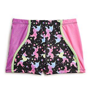 Girls 4-14 Jacques Moret Dance Shorts