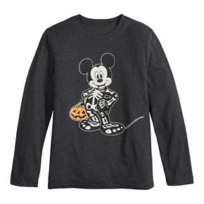 Disney's Mickey Mouse Boys 8-20 Halloween Graphic Tee by Family Fun?