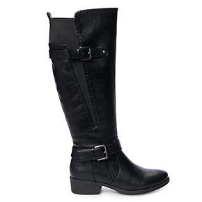 Croft & Barrow Noemi Women's Riding Boots
