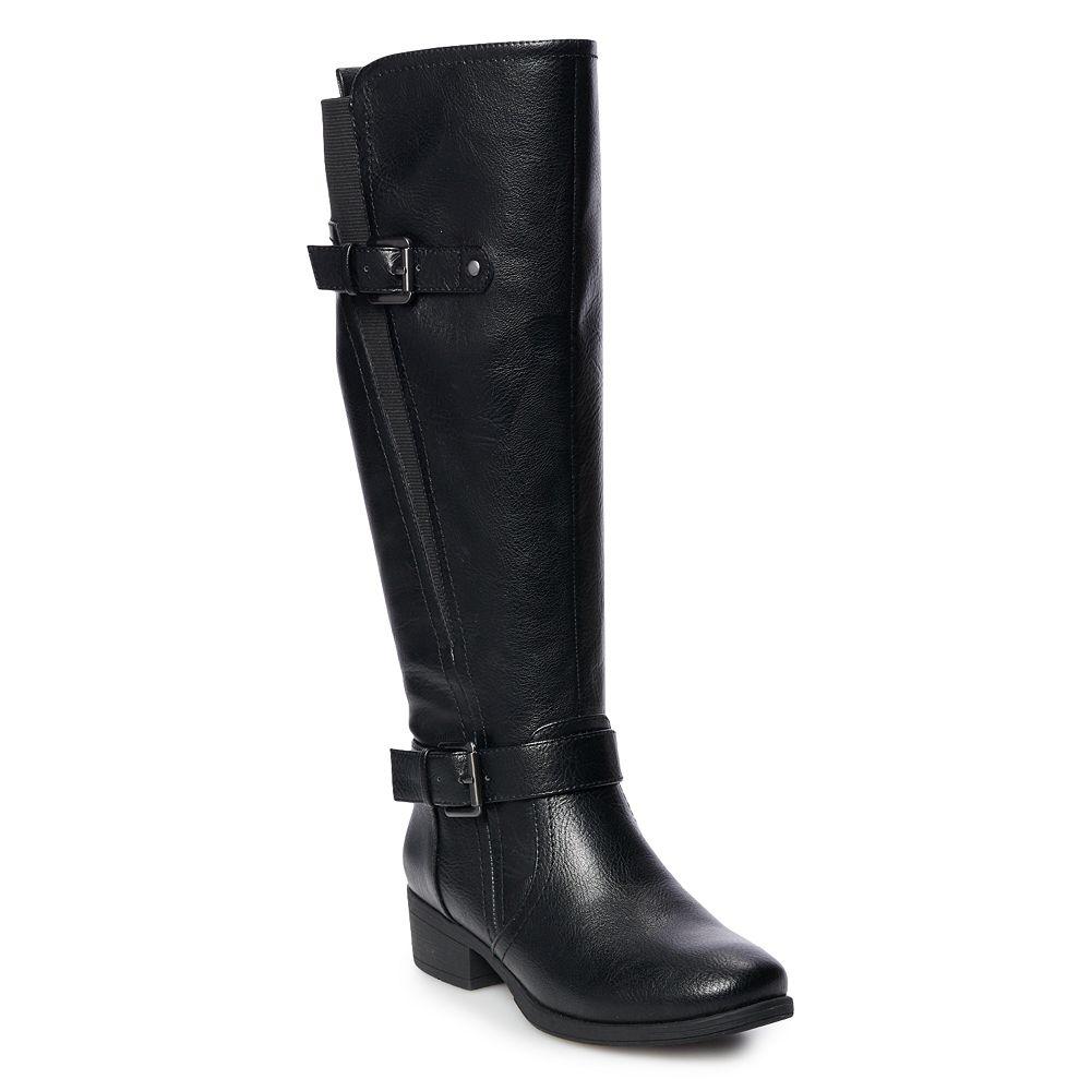 Croft & Barrow® Noemi Women's Riding Boots
