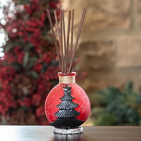 San Miguel Brentwood Mistletoe Reed Diffuser 10-piece Set