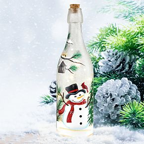 San Miguel Arctic Friends Bottle Lighting