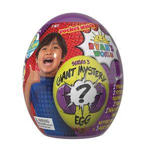 Ryan's World Giant Mystery Egg (Series 3)