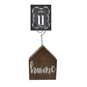 SONOMA Goods for Life? Home Photo Clip Table Decor