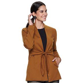 Women's Apt. 9® Ponte Jacket