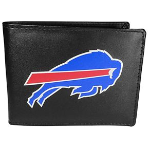 Buffalo Bills Logo Bi-Fold Wallet