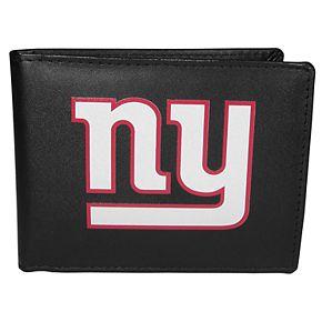 New York Giants Logo Bi-Fold Wallet