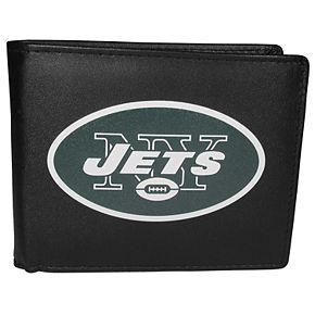 New York Jets Logo Bi-Fold Wallet
