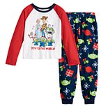 Disney / Pixar Toy Story 4 Girls 4-16 Top & Bottoms Pajama Set by Jammies For Your Families