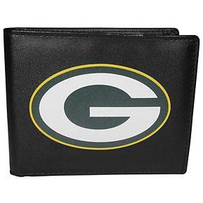 Green Bay Packers Logo Bi-Fold Wallet