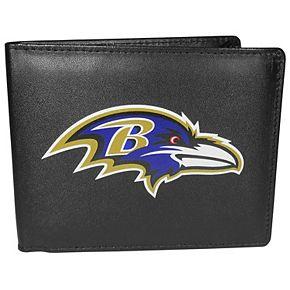 Baltimore Ravens Logo Bi-Fold Wallet