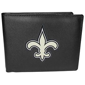 New Orleans Saints Logo Bi-Fold Wallet