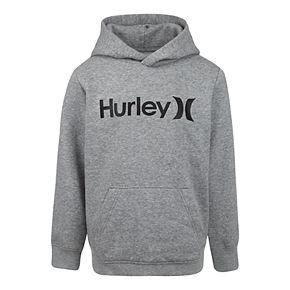 Boys 8-20 Hurley Logo Pullover Hoodie