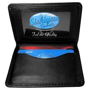 Men's Carolina Panthers Weekend Bi-Fold Wallet