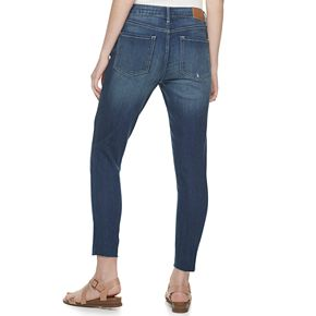 Juniors' American Rag Button Fly Jeans