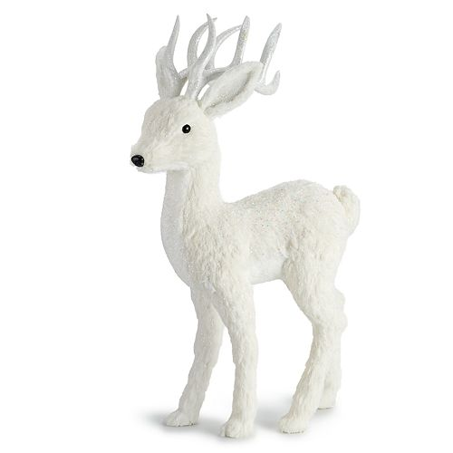 Lc Lauren Conrad Glitter Reindeer Floor Decor by Lc Lauren Conrad