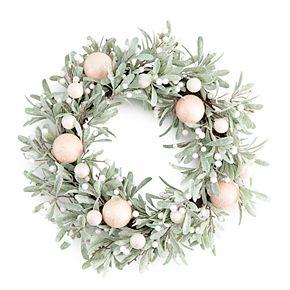 LC Lauren Conrad Botanical Wreath