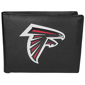 Men's Atlanta Falcons Leather Bi-Fold Wallet