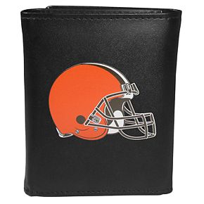 Men's Cleveland Browns Tri-Fold Wallet