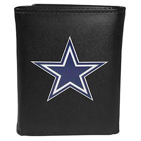 Men's Dallas Cowboys Tri-Fold Wallet