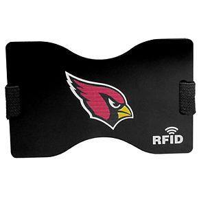 Men's Arizona Cardinals Hardcase RFID Wallet