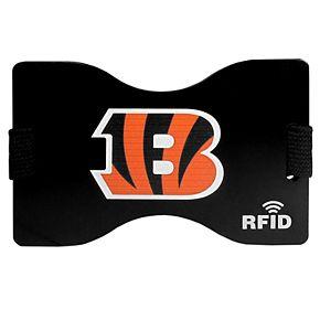 Men's Cincinnati Bengals Hardcase RFID Wallet