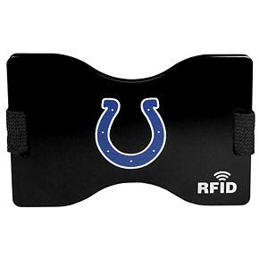 Men's Indianapolis Colts Hardcase RFID Wallet