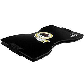 Men's Washington Redskins Hardcase RFID Wallet