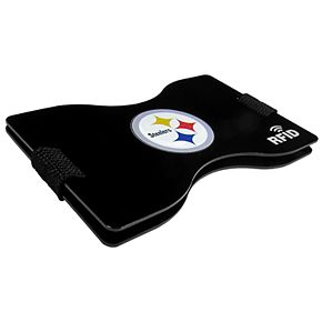 Men's Pittsburgh Steelers Hardcase RFID Wallet