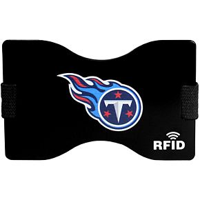 Men's Tennessee Titans Hardcase RFID Wallet