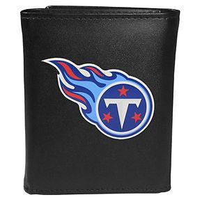 Men's Tennessee Titans Logo Tri-Fold Wallet