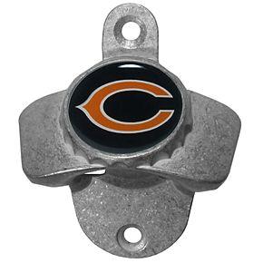 Chicago Bears Wall-Mounted Bottle Opener