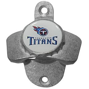 Tennessee Titans Wall-Mounted Bottle Opener