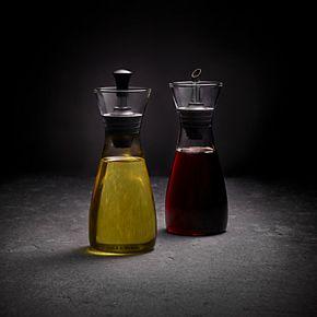 Cole & Mason Classic Oil & Vinegar Pourer Set