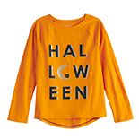 Girls 4-12 Jumping Beans® Halloween Graphic Tee