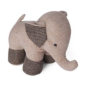Elements Decorative Elephant Door Stopper