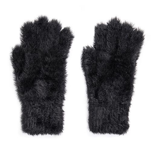 MUK LUKS® Women's Fuzzy Gloves